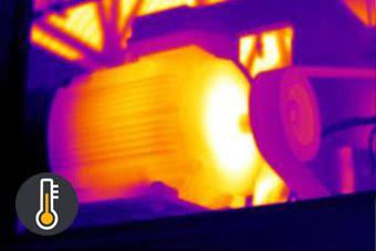Thermographie infrarouge contrôle diagnostic machines industrielles